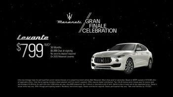 Maserati Gran Finale Celebration TV Spot, 'Unwrap the Gift of Thrilling Luxury' [T2] - Thumbnail 5