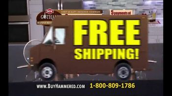 Gotham Steel Hammered Design TV Spot, '15 Piece Collection: $49.99' - Thumbnail 8