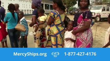 Mercy Ships TV Spot, 'Bringing Free Surgeries to Those Who Need It Most: Donate Today'