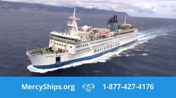 Mercy Ships TV Spot, 'Bringing Free Surgeries to Those Who Need It Most: Donate Today' - Thumbnail 4