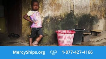 Mercy Ships TV Spot, 'Providing Free Surgeries to Children in Need: Donate Today'
