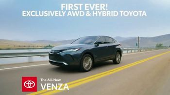 2021 Toyota Venza TV Spot, 'First of Its Kind' [T2] - Thumbnail 3