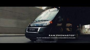 Ram Commercial TV Spot, 'Unstoppable: Vans' [T2]