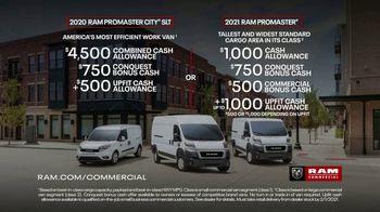 Ram Commercial TV Spot, 'Unstoppable: Vans' [T2] - Thumbnail 8