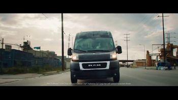 Ram Commercial TV Spot, 'Unstoppable: Vans' [T2] - Thumbnail 7