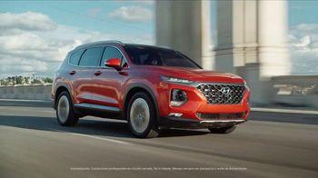 2020 Hyundai Santa Fe TV Spot, 'Imprudentes' [Spanish] [T2] - Thumbnail 1