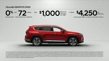 2020 Hyundai Santa Fe TV Spot, 'Imprudentes' [Spanish] [T2] - Thumbnail 4