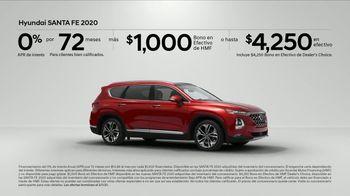 2020 Hyundai Santa Fe TV Spot, 'Imprudentes' [Spanish] [T2] - Thumbnail 5