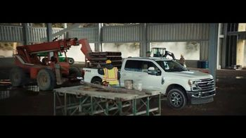 Ford TV Spot, 'Because of This: Trucks' [T2] - Thumbnail 1