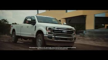 Ford TV Spot, 'Because of This: Trucks' [T2] - Thumbnail 4