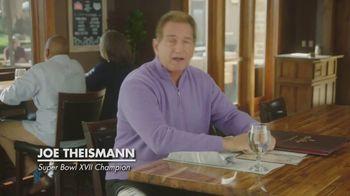 easyMedicare.com TV Spot, 'Benefits Update: Menu' Featuring Joe Theismann