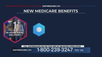 easyMedicare.com TV Spot, 'Benefits Update: Menu' Featuring Joe Theismann - Thumbnail 5