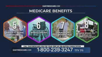 easyMedicare.com TV Spot, 'Benefits Update: Menu' Featuring Joe Theismann - Thumbnail 7