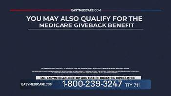 easyMedicare.com TV Spot, 'Benefits Update: Menu' Featuring Joe Theismann - Thumbnail 8