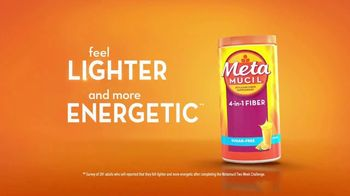 Metamucil TV Spot, 'Sluggish or Weighed Down: Two Week Challenge' - Thumbnail 9