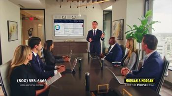 Morgan & Morgan Law Firm TV Spot, 'Size of the Law Firm'