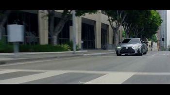 2021 Lexus IS TV Spot, 'Vanity Plates' Song by Ebo Taylor, Jr.  [T1] - Thumbnail 1