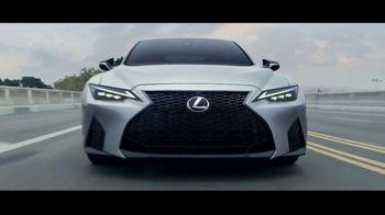 2021 Lexus IS TV Spot, 'Vanity Plates' Song by Ebo Taylor, Jr.  [T1] - Thumbnail 5