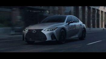 2021 Lexus IS TV Spot, 'Vanity Plates' Song by Ebo Taylor, Jr.  [T1] - Thumbnail 6
