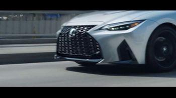 2021 Lexus IS TV Spot, 'Vanity Plates' Song by Ebo Taylor, Jr.  [T1] - Thumbnail 7