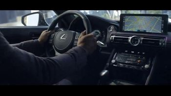 2021 Lexus IS TV Spot, 'Vanity Plates' Song by Ebo Taylor, Jr.  [T1] - Thumbnail 8