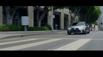 2021 Lexus IS TV Spot, 'Vanity Plates' Song by Ebo Taylor, Jr. [T2] - Thumbnail 1