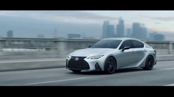 2021 Lexus IS TV Spot, 'Vanity Plates' Song by Ebo Taylor, Jr. [T2] - Thumbnail 5