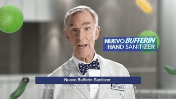 Bufferin Hand Sanitizer TV Spot, 'The Science of Healthy Hands' Featuring Bill Nye - Thumbnail 2