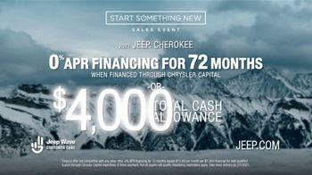 Jeep Start Something New Sales Event TV Spot, 'Easy Mountain' [T2] - Thumbnail 10