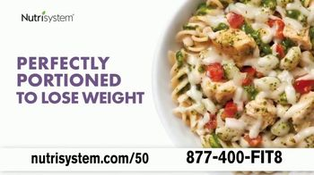 Nutrisystem TV Spot, 'It's Time: Save 50% and Get Free Shipping'