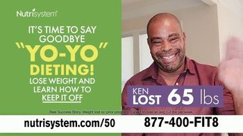 Nutrisystem TV Spot, 'It's Time: Save 50% and Get Free Shipping' - Thumbnail 4