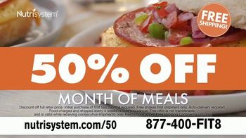 Nutrisystem TV Spot, 'It's Time: Save 50% and Get Free Shipping' - Thumbnail 5