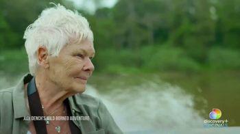 Discovery+ TV Spot, 'Judi Dench's Wild Borneo Adventure' - Thumbnail 3