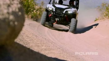 Polaris TV Spot, 'Your Office or Your Playground: All-New 2021 Lineup' - Thumbnail 2