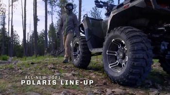 Polaris TV Spot, 'Your Office or Your Playground: All-New 2021 Lineup' - Thumbnail 4