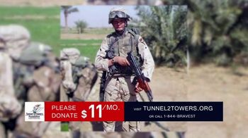 Stephen Siller Tunnel to Towers Foundation TV Spot, 'Brandon Adam' Ft. Mark Wahlberg - Thumbnail 9