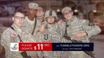 Stephen Siller Tunnel to Towers Foundation TV Spot, 'Brandon Adam' Ft. Mark Wahlberg