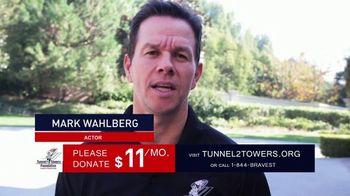 Stephen Siller Tunnel to Towers Foundation TV Spot, 'Brandon Adam' Ft. Mark Wahlberg - Thumbnail 2