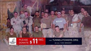 Stephen Siller Tunnel to Towers Foundation TV Spot, 'Brandon Adam' Ft. Mark Wahlberg - Thumbnail 3