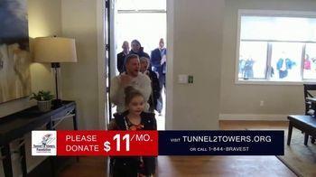 Stephen Siller Tunnel to Towers Foundation TV Spot, 'Brandon Adam' Ft. Mark Wahlberg - Thumbnail 4
