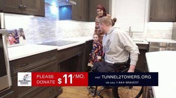 Stephen Siller Tunnel to Towers Foundation TV Spot, 'Brandon Adam' Ft. Mark Wahlberg - Thumbnail 6