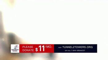 Stephen Siller Tunnel to Towers Foundation TV Spot, 'Brandon Adam' Ft. Mark Wahlberg - Thumbnail 7