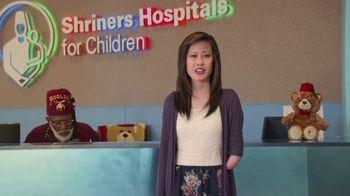 Shriners Hospitals for Children TV Spot, 'Reasons: Support' - Thumbnail 1