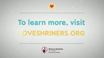 Shriners Hospitals for Children TV Spot, 'Reasons: Support' - Thumbnail 10