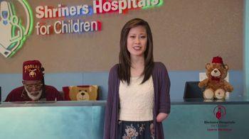 Shriners Hospitals for Children TV Spot, 'Reasons: Support' - Thumbnail 2