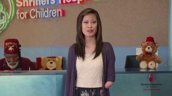 Shriners Hospitals for Children TV Spot, 'Reasons: Support' - Thumbnail 3