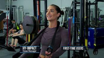 Hy-Impact Tissue Massager TV Spot, 'Unbearable Pain'