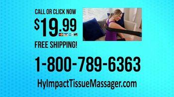Hy-Impact Tissue Massager TV Spot, 'Unbearable Pain' - Thumbnail 10