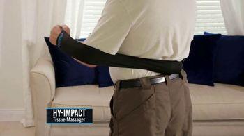Hy-Impact Tissue Massager TV Spot, 'Unbearable Pain' - Thumbnail 3