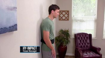 Hy-Impact Tissue Massager TV Spot, 'Unbearable Pain' - Thumbnail 4